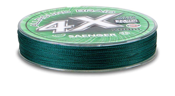 Saenger 4x Allround Braid 200m
