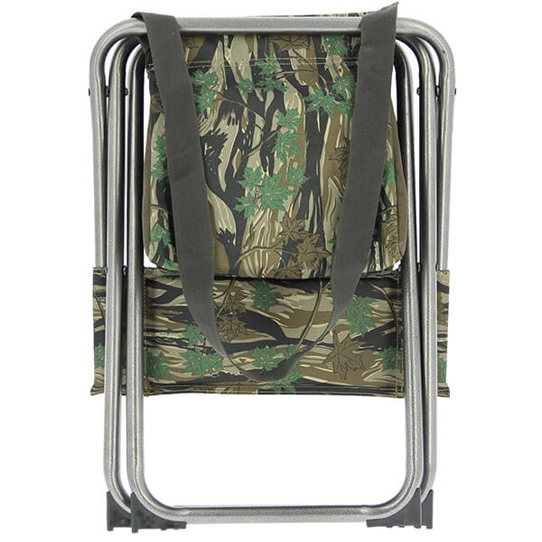 NGT Nomad Quick Folding Chair met opslagcompartiment