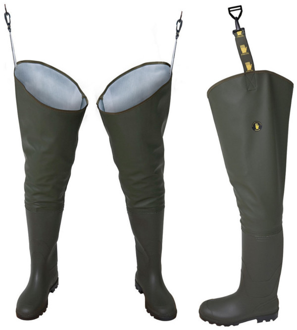 PROS Thigh Waders