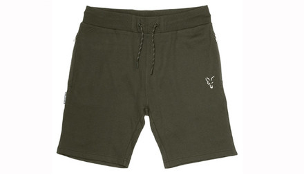 Fox Collection Silver Green Lightweight Short