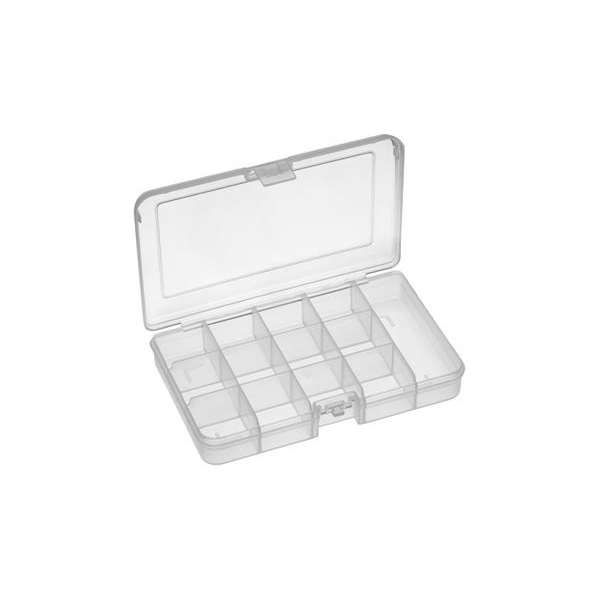 Panaro Polypropylene Tackle Box (keuze uit 6 opties) - 13 compartimenten