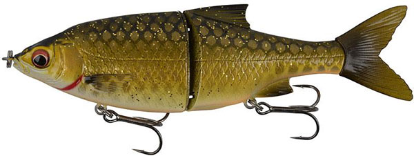 Savage Gear 3D Roach Shine Glider 180 (keuze uit 9 opties) - Dirty Roach