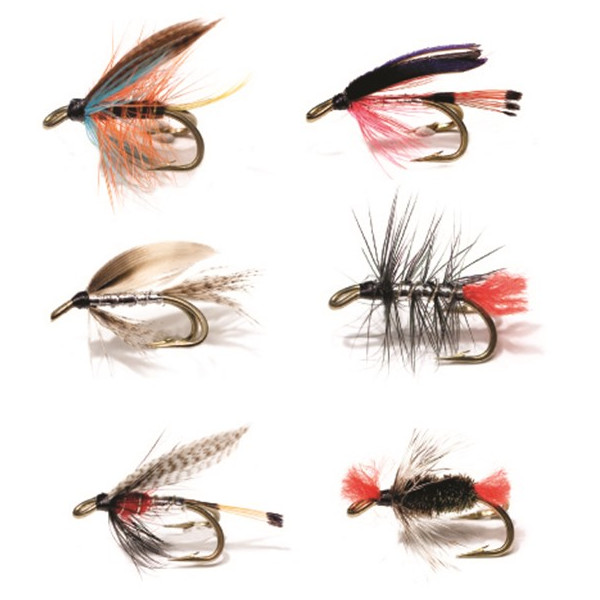 Kinetic Wet Flies, 8 stuks (Keuze uit 2 opties) - Wet Flies 2