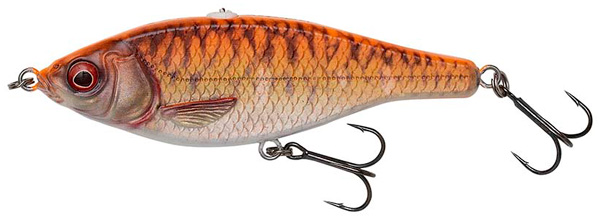 Savage Gear 3D Roach Jerkster 145 (keuze uit 5 opties) - Gold Fish PHP