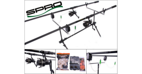 Start20 together with Arca Optimax Feeder2 in addition plete Fox A Pod Plus 2 together with Hengel   Spin further Browning Xitan  bat Power Pole 2. on main karper