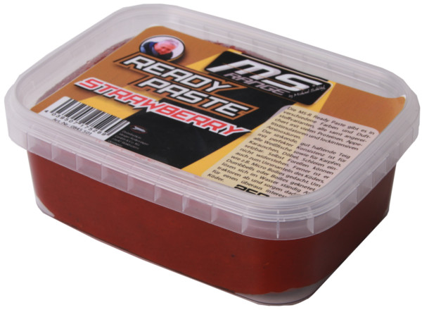 MS Range Ready Paste - Strawberry