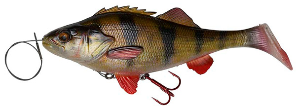 Savage Gear 4D Perch Shad 20cm - Perch