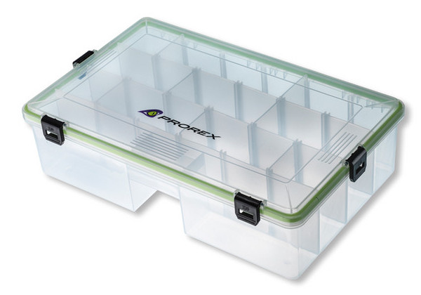 Daiwa Prorex Sealed Tacklebox (Keuze uit 3 opties) - Large Deep