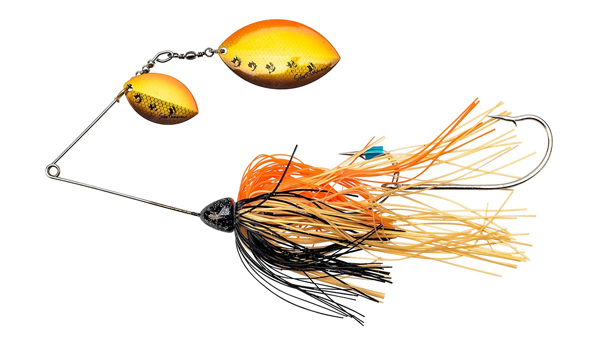 Svartzonker Queen Kelly Spinnerbait (meerdere opties) - Golden Shiner