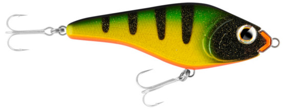 Spro Rapper 128SS - Masked Perch