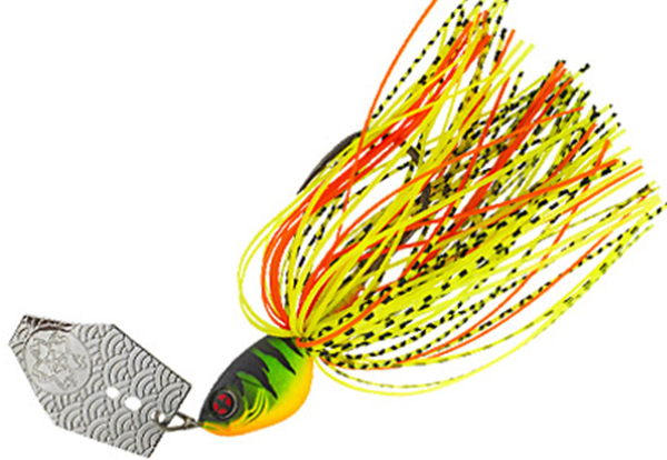 Sakura Swinger Chatterbait - Fire Tiger