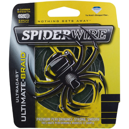 Spiderwire Ultracast 8 Carriers 110m (Yellow or Green)