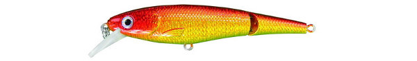 Predator-Z Jointed Shad (keuze uit 5 opties) - Fire Shad