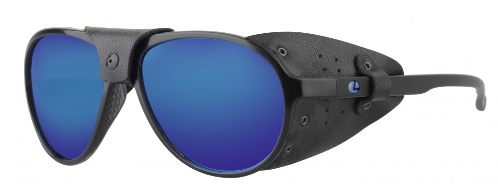 Lenz Optics Spotter Polarised Sunglasses (meerdere opties) - Blue Mirror