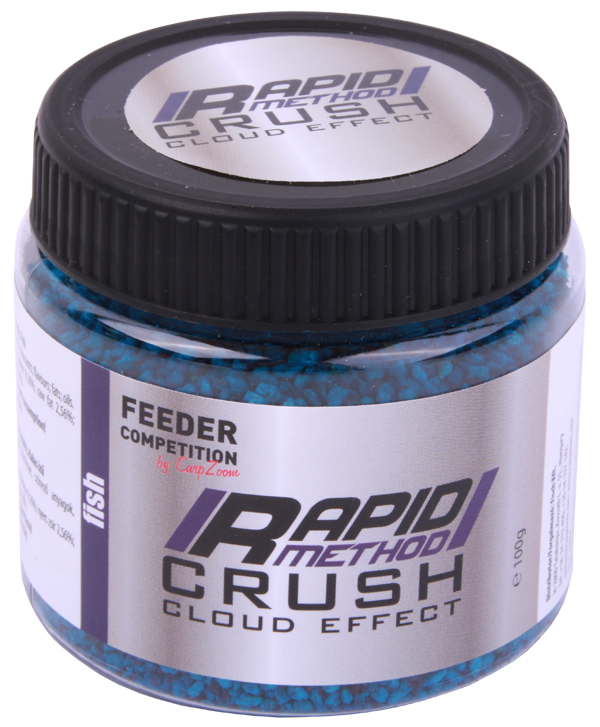 Carp Zoom Rapid Method Crush, 100g (Keuze uit 5 opties) - Fish