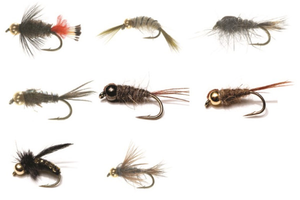 Kinetic Wet Flies, 8 stuks (Keuze uit 2 opties) - Wet Flies 1