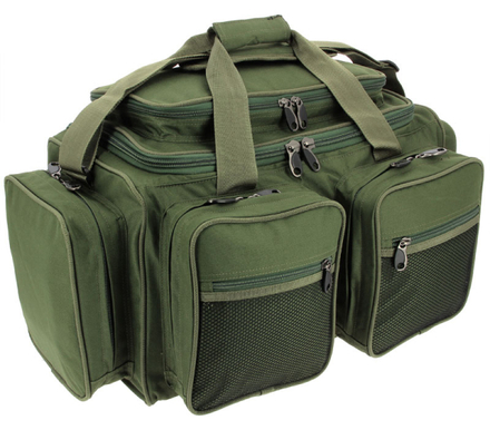 NGT XPR Multi-Pocket Carryall + Compact Rigbox System (keuze uit 2 opties)