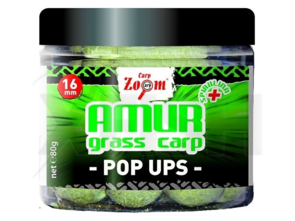 Amur Grass Carp Pop Ups 80 g