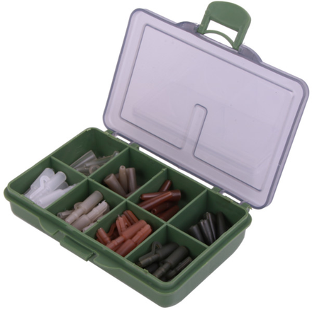 Ultimate Carp Safety Clip Kit 80-delig