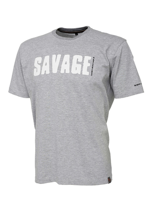 Savage Gear Simply Savage T-shirt Maat S t/m XXL