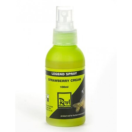 Rod Hutchinson Legend Spray 100ml (keuze uit meerdere opties) - Strawberry Cream