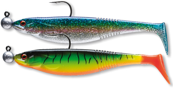 Daiwa 'Ready To Fish' Classic Shad Kit (keuze uit 6 opties) - Pike Kit 2