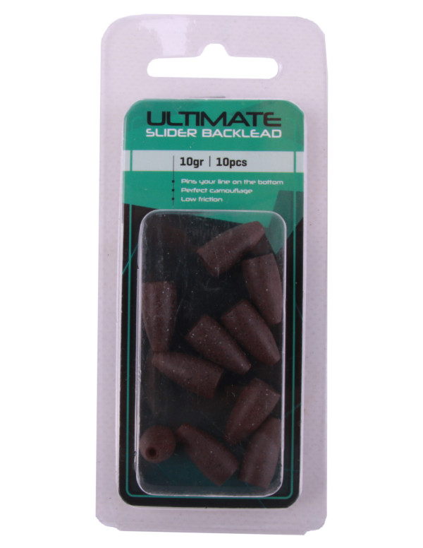 Ultimate Slider Backleads, 10 stuks!