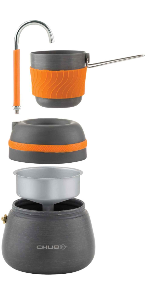 Chub Coffee Maker Italian Design