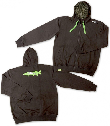 Quantum Mr. Pike Hoody Black