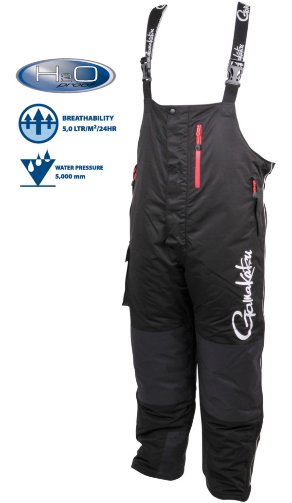 Ensemble Gamakatsu Hyper Thermal Suit + Eiger Striped Hat (M-XXXL)