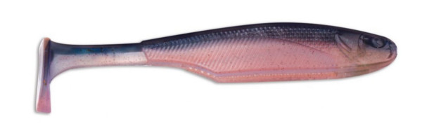 "Storm So-Run Superu Shad 4""/10 cm (keuze uit 12 opties) - Lively Trout"