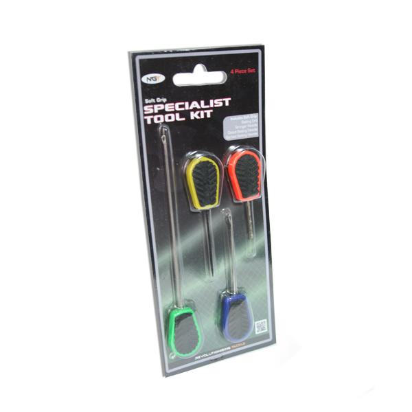 NGT 4-Delige Baiting Tool Set