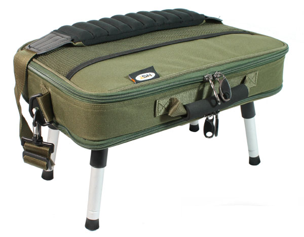 NGT Deluxe Table System inclusief tacklebox