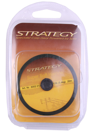 Strategy Super Soft Hairline (keuze uit 3 opties)