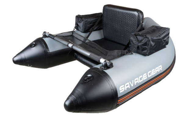 Savage Gear High Rider Belly Boat + GRATIS Mitchell Neopreen Waadpak