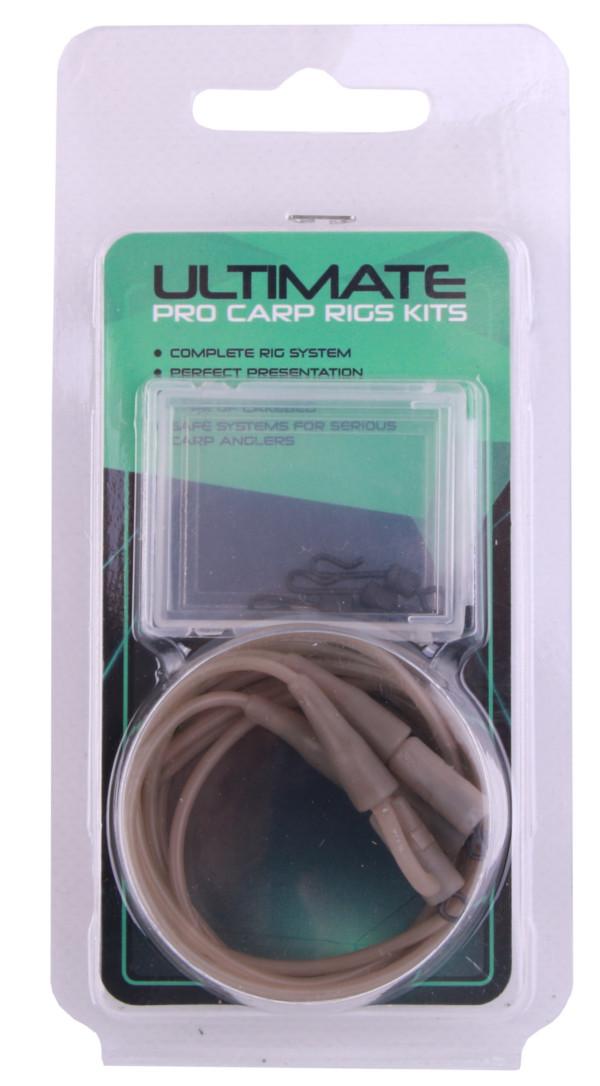 Ultimate Carp Safety Rig Kit (beschikbaar in 2 kleuren)