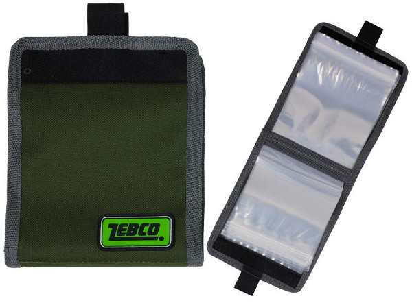 Zebco Rig Wallet Medium 12x16cm