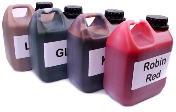 1 Liter Booster Liquid (keuze uit 6 smaken)