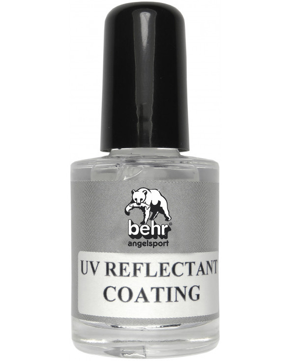 Behr UV Reflectant Coating, laat je kunstaas opvallen!