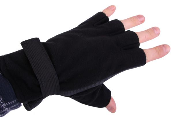 abu garcia fleece neopren handschuhe gr e xl. Black Bedroom Furniture Sets. Home Design Ideas