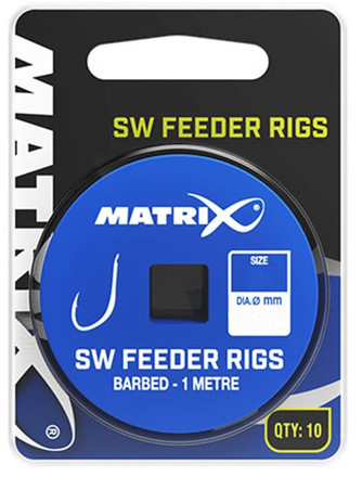 Matrix 1m SW Feeder Rigs 10 stuks
