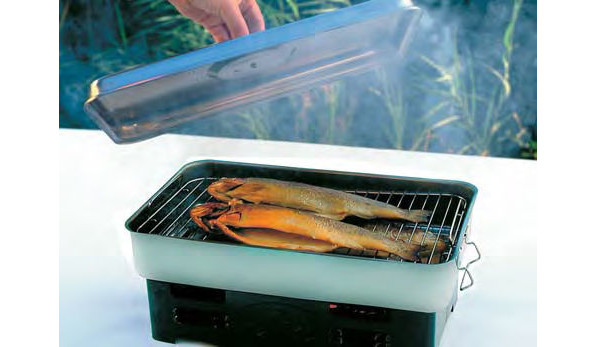 Behr Stainless Steel Smoker Cooker