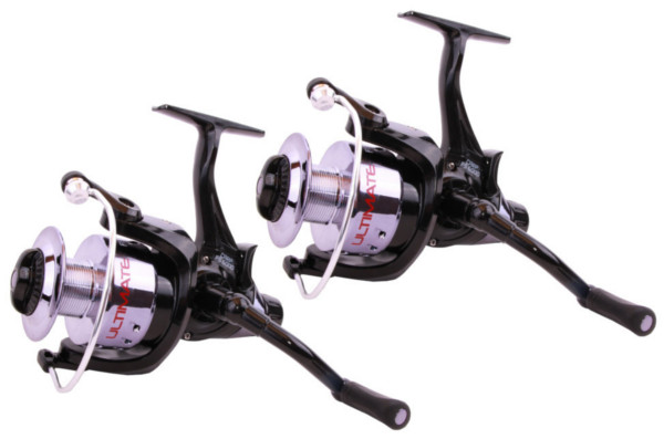 Complete Carp Set including rods, freespool reels, rod pod and much more!