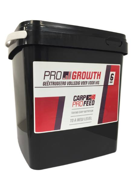 Carp Pro Feed Pellets 6mm (keuze uit 3 opties) - Growth