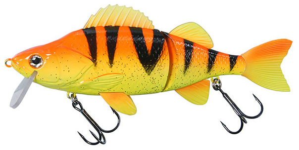Effzett Slide'N Roll Perch, set van 3 stuks - Orange Perch