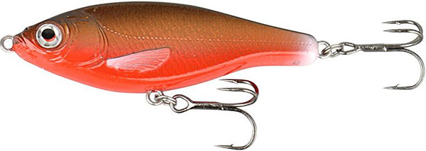 Savage Gear 3D Roach Jerkster 145 (keuze uit 5 opties) - Black and Red