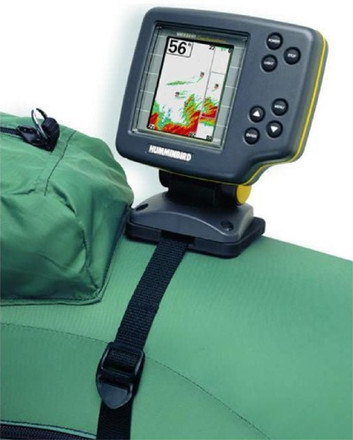 Scotty Fishfinder Mount Voor De Bellyboat!