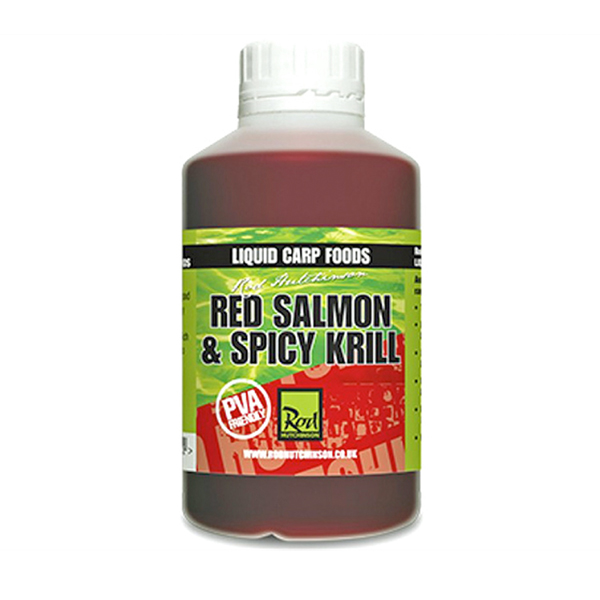 Rod Hutchinson Liquid Carp Foods 500ml (keuze uit 4 smaken)