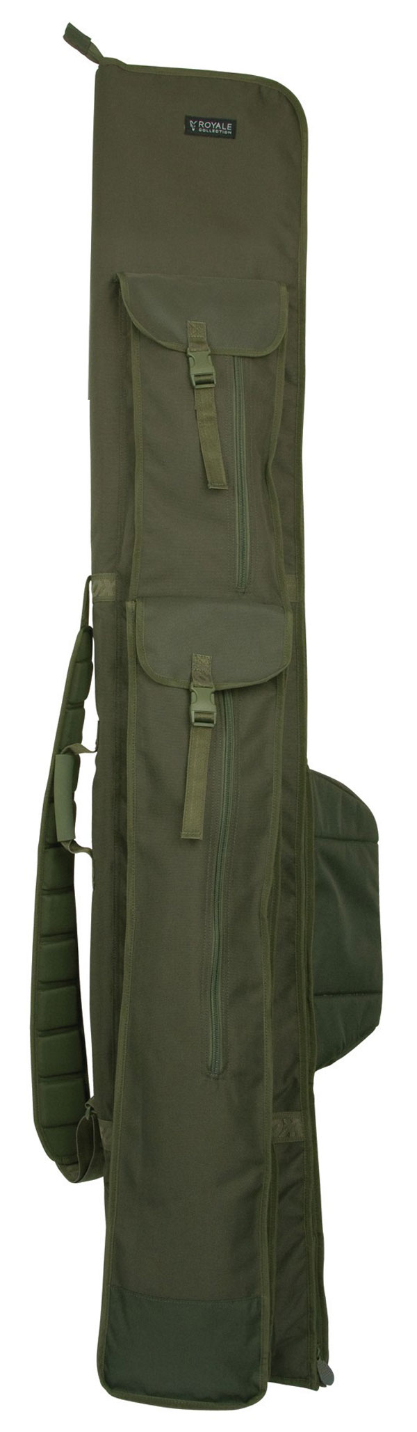cd8a4898ef ... padded and has practical reel compartments suitable for even big-pit  reels! The Rod Holdall also features an external pocket for banksticks and  another ...