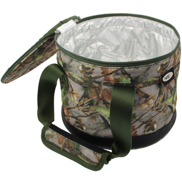 NGT Opvouwbare Aasemmer Camouflage 25 x 22cm